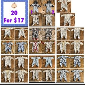 Other - 20 onesies for $13